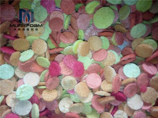pet cookies loofah sponge