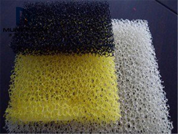 aquarium filter foam