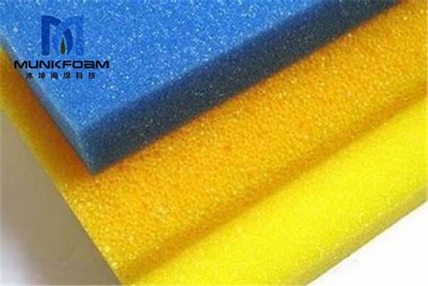 open cell polyester foam