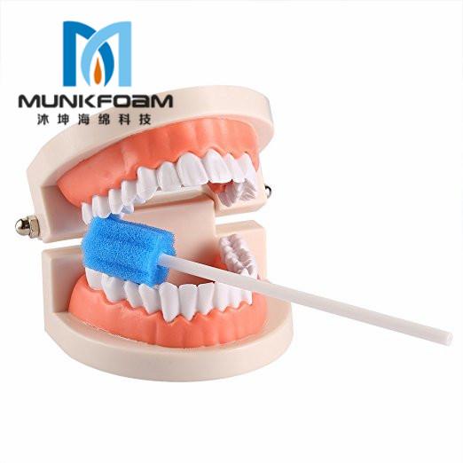 dentist swab