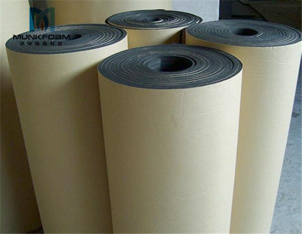 NBR foam rolls