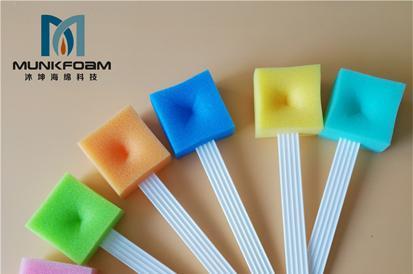 Advantages Of Disposable Sponge Stick